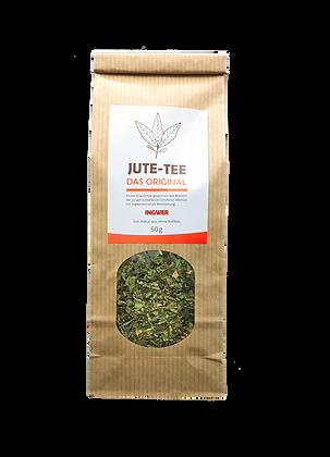 Jute-Tee Ingwer