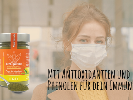 Die antivirale Wirkung pflanzlicher Virenkiller