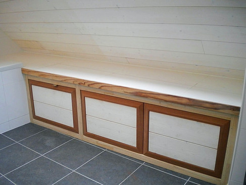 Conception meuble salle de bains