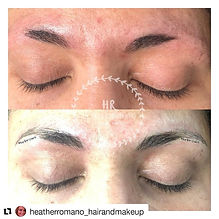 Microblading Example #2