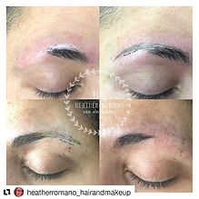 Microblading Example #3