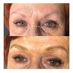 Microblading Example #1