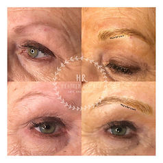 Microblading Example #4