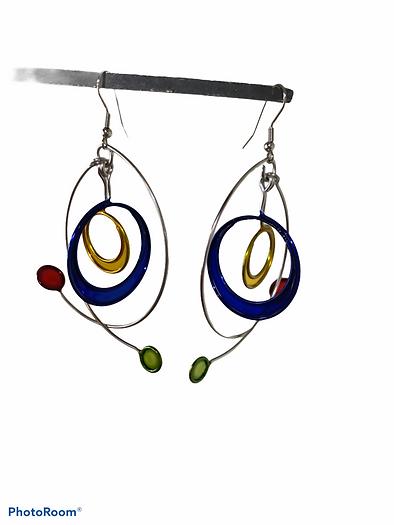 Kinetic Earrings
