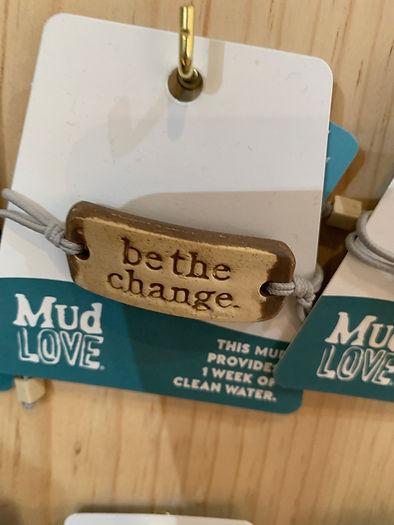 Mud Love Bracelet