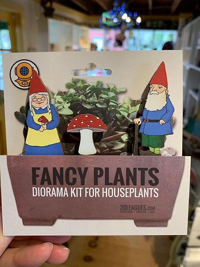 Fancy Plant Dioramas