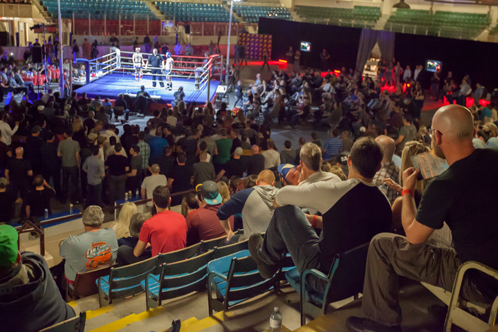 Limestone City Fight Night