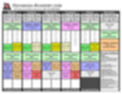 Hayabusa Timetable - (Winter - with Stri