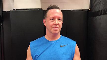 Scott talks Fitness Kickboxing