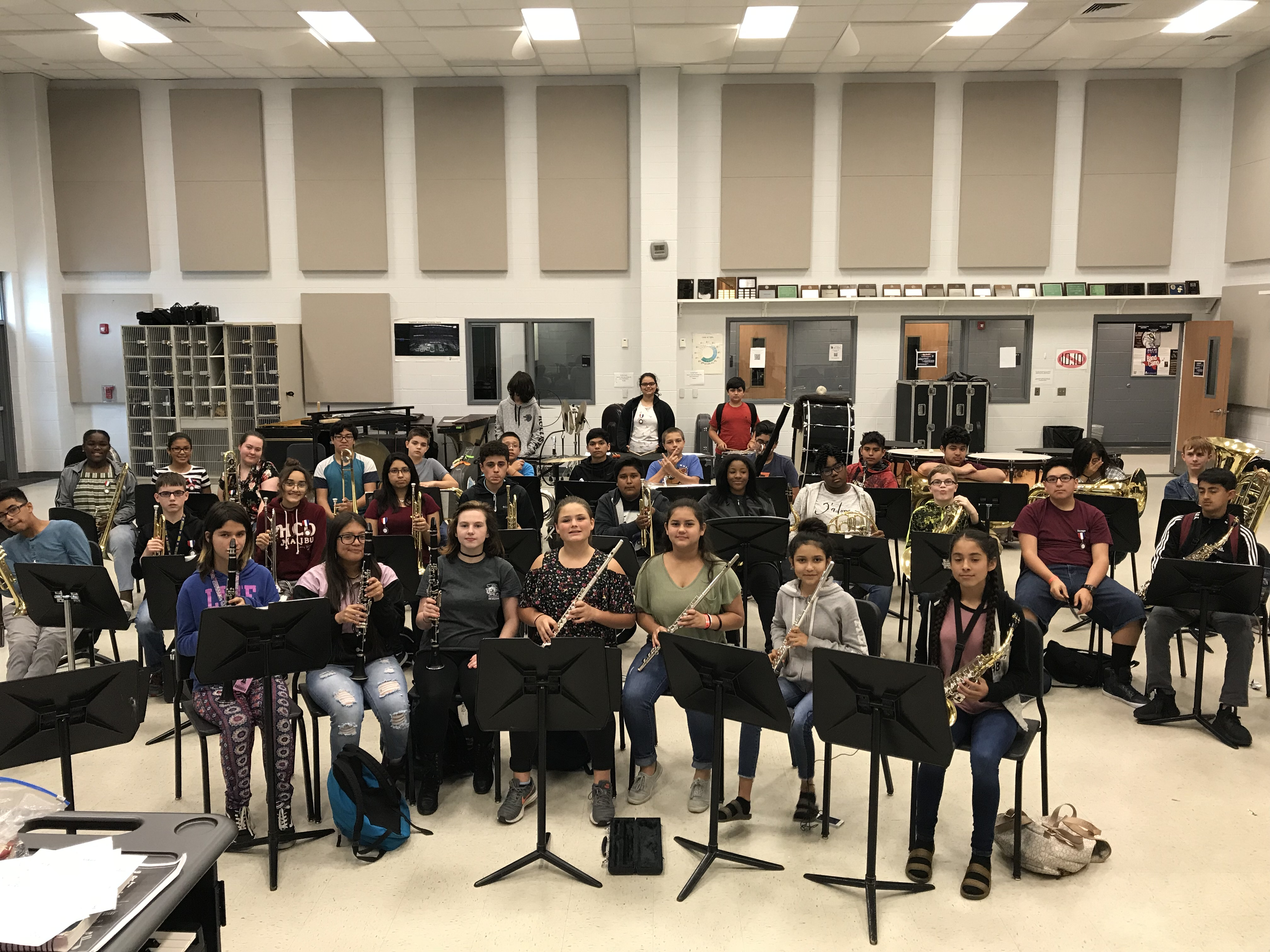 Symphonic Band 2018
