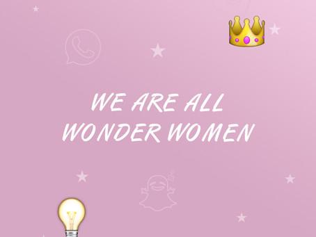 Wonder Women Wisdom 🦉💁