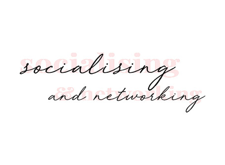TIP 1: Socialising & Networking on Social Networks