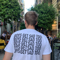 Boys Get Sad Too