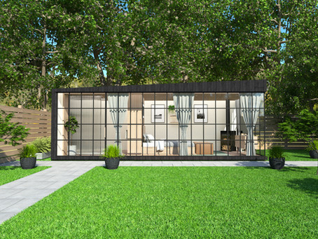 Garden Room Bedrooms, a solution for the rise of multi-generational living in the United Kingdom