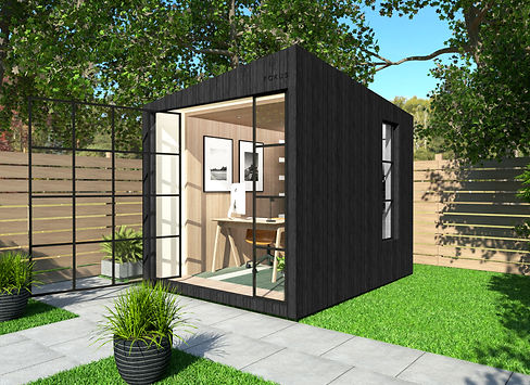 insulated garden office room uk solar po