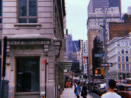 Insta-retail in NEW YORK & LA 🛍