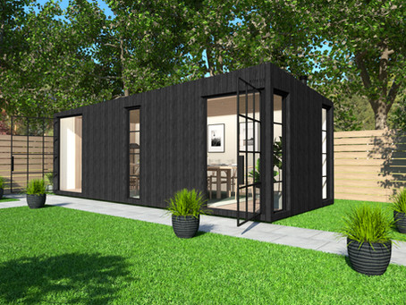 Residential Garden Rooms Without Planning Permission in the UK