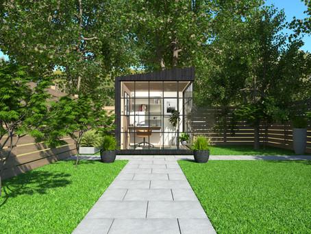 The benefits of running a business from an insulated garden office