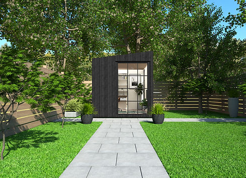 small insulated garden room uk £22,000.j
