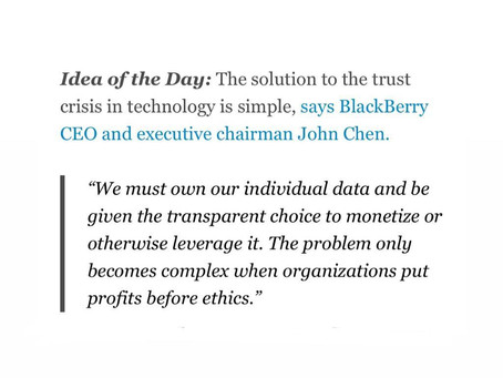 Why we must create trustworthy companies