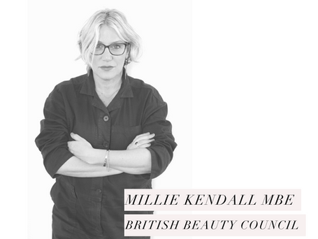In Conversation With Millie Kendall MBE