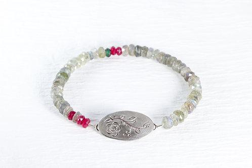 Labradorite GEMA bracelet
