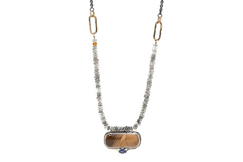 Statement Dusk necklace