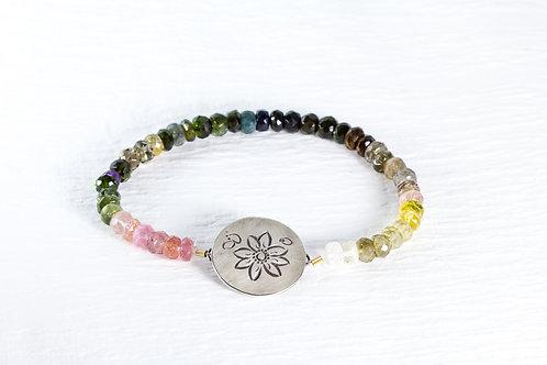 Tourmaline GEMA bracelet