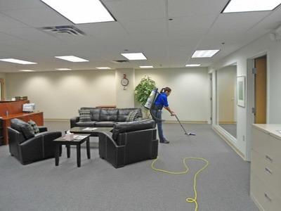 Office cleaning services Edmonton will help improve the overall indoor air quality of your work space while making it sparking at the same time.
