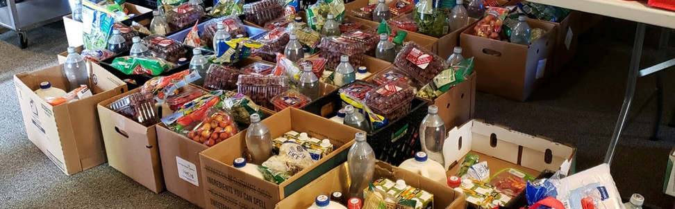 Pantry Day Distributions