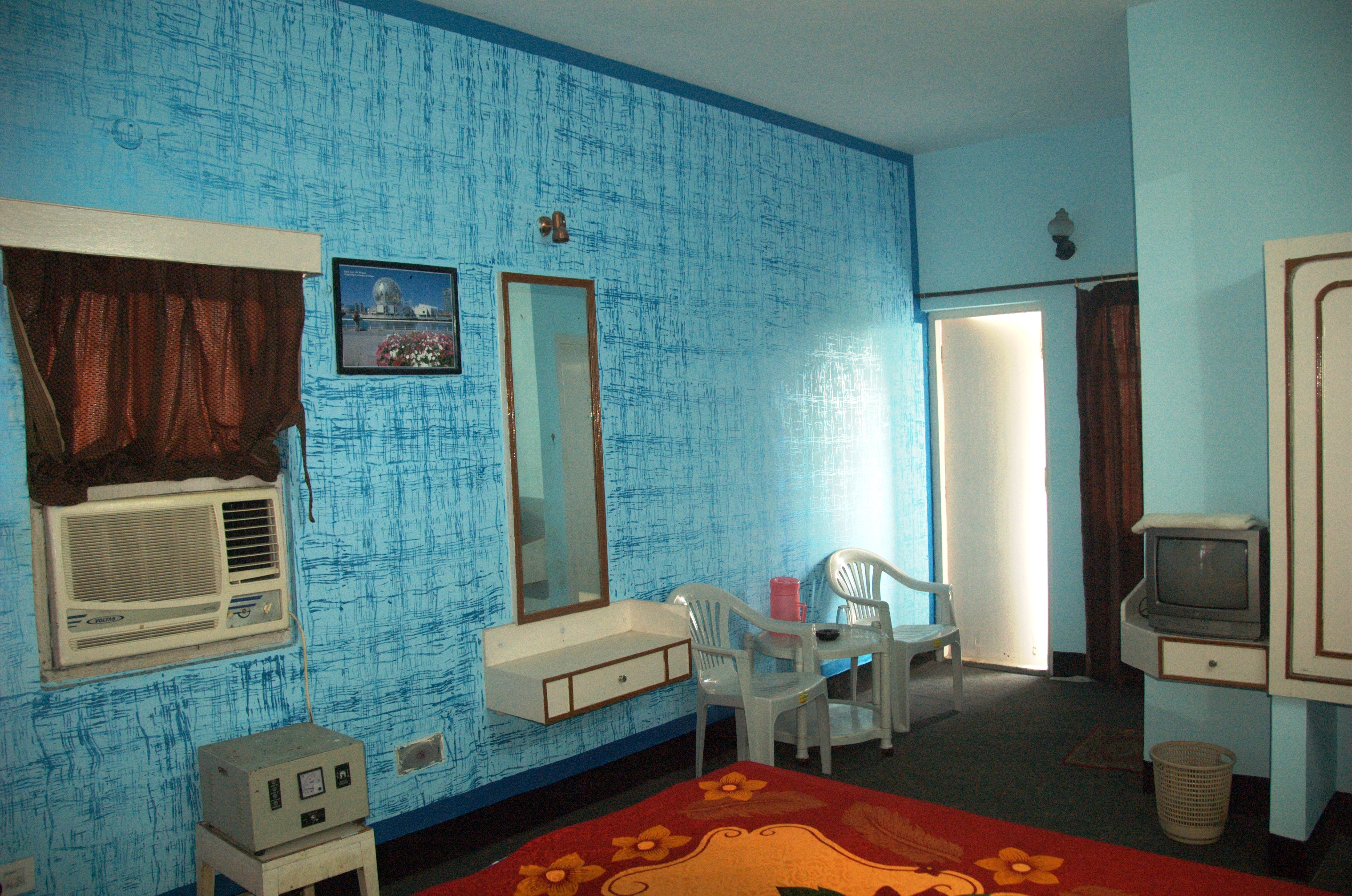ac double bedroom