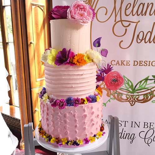 Flowers for Wedding Cakes