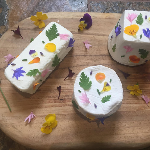 Flowers for Cheese