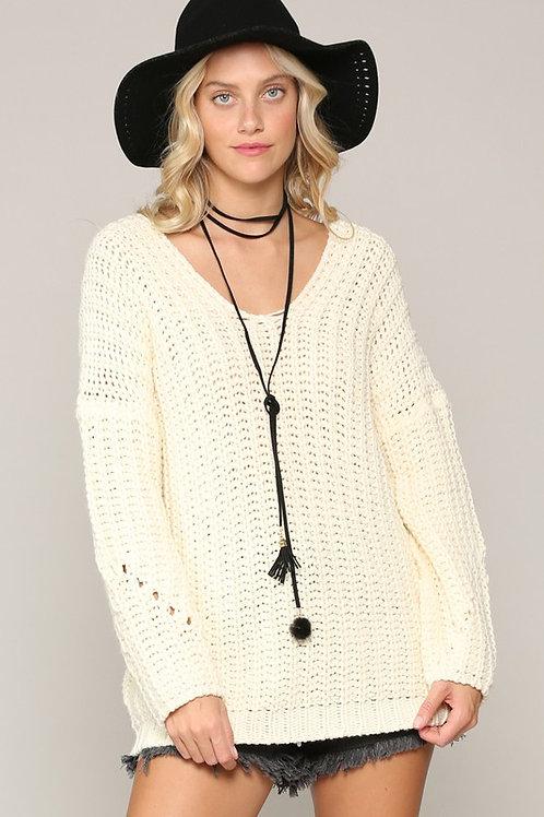 Chunky Oversized Sweater