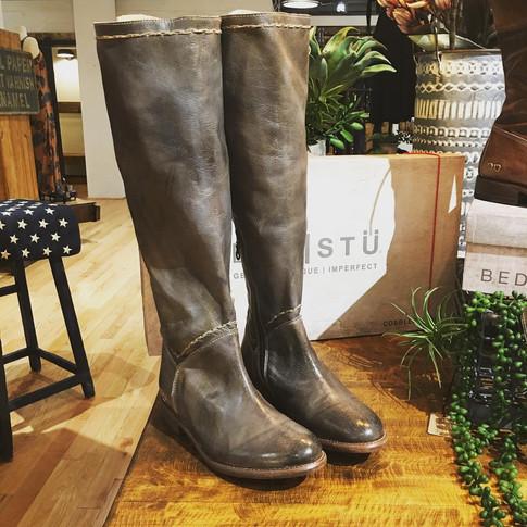 Bed Stu Tall Boots