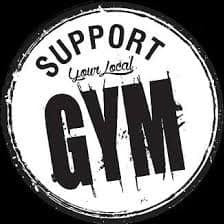 SUPPORT YOUR FITNESS IN TIME GYM