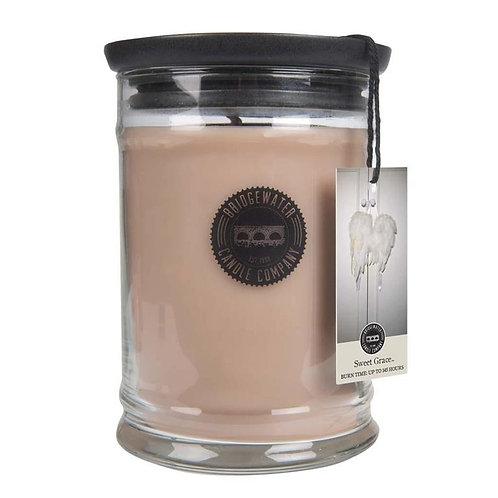 Sweet Grace 18oz large Jar Candle