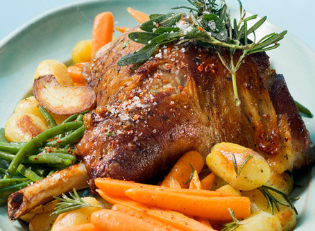 Healthy Roast for the cold weather