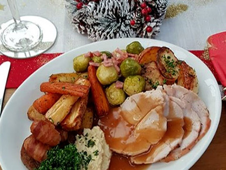 10 ways to enjoy your food this Christmas without putting on weight