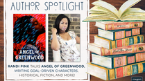 Author Spotlight: Randi Pink talks ANGEL OF GREENWOOD