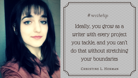 Q&A with Author and Literary Agent's  Assistant, Christine L. Herman