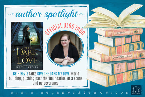 Author Spotlight: Beth Revis talks Give the Dark My Love