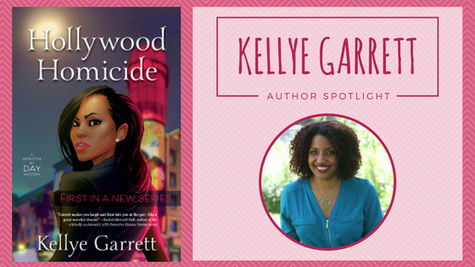 Author Spotlight: Kellye Garrett talks Hollywood Homicide