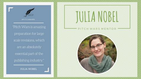 Pitch Wars Mentor Spotlight: Julia Nobel