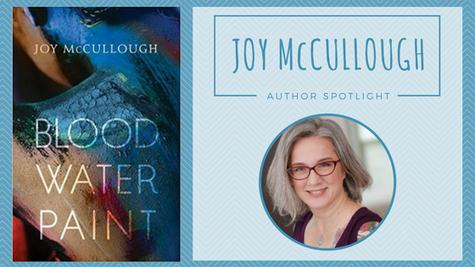Author Spotlight: Joy McCullough talks Blood Water Paint