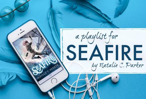 Megan Write Now: SEAFIRE Playlist
