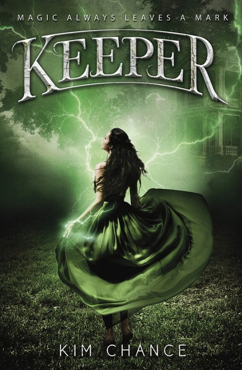 Cover Love: Keeper by Kim Chance