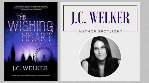Author Spotlight: J.C. Welker talks The Wishing Heart