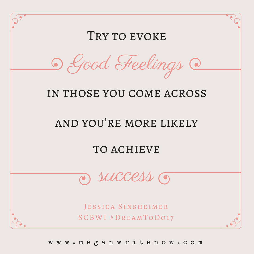 try to evoke