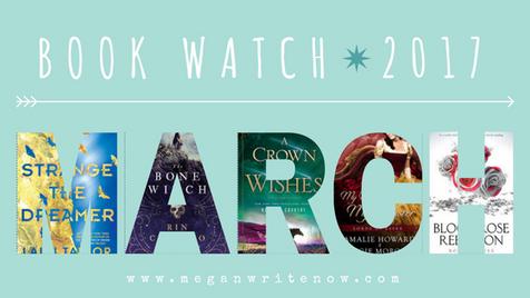 Book Watch: March 2017